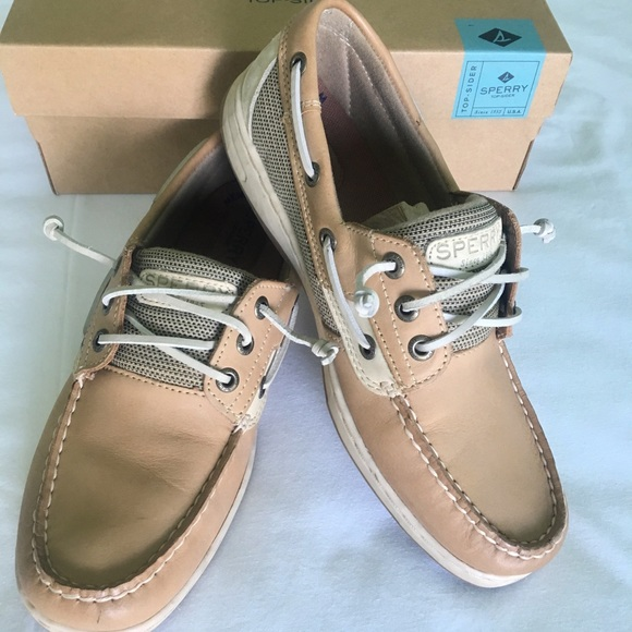 Sperry Womens Songfish Boat Shoe